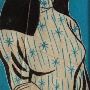 Tạ Tỵ, thiếu nữ, tổng hợp, 7×15, 1960