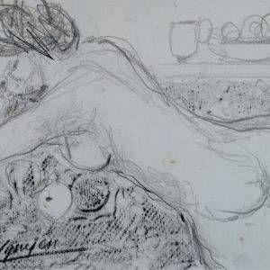18.Bàng Sĩ Nguyên, nude, tổng hợp, 26×38