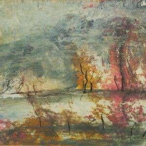 4.Bàng Sĩ Nguyên, Phong cảnh, tổng hợp, 18×26