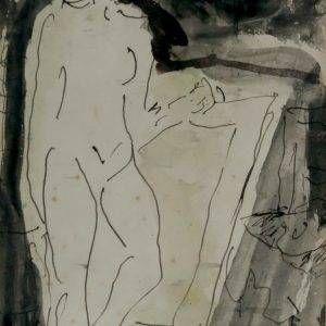 9.Bàng Sĩ Nguyên, nude, tổng hợp, 23×14